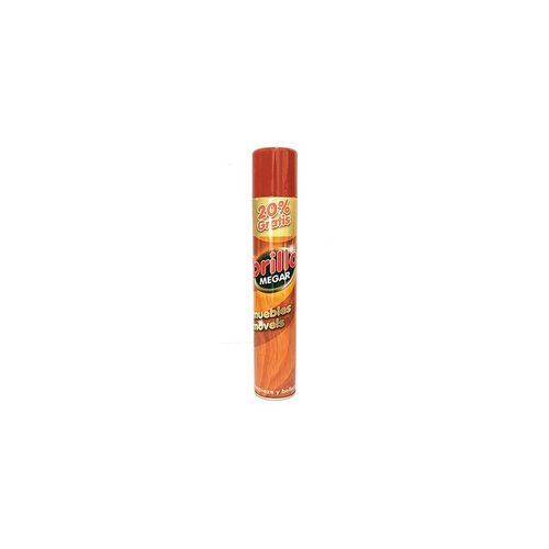 BRILLO MEGAR SPRAY 520 CC