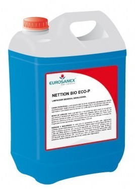 NETTION BIO ECO-P - LIMPIADOR GENERAL BIOALCOHOL - 5L
