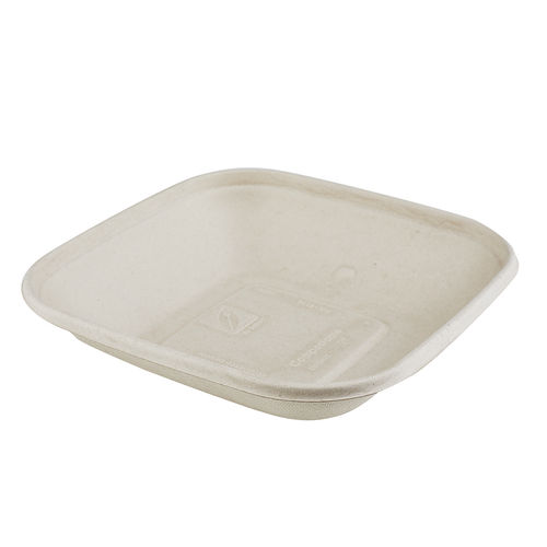 BOWL SQUARE BE PULP 750ML 17X17 P-50U